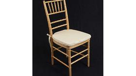 "Image of a Chair: Cushion Patty Chintz 1.5"" w/ Velcro"