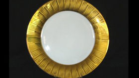 Image of a Base Plates: Golden Reed 12""