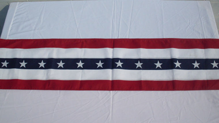 Picture of a Flags: Bunting, US 12' Long