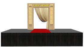 Image of a Kodak Theater Set