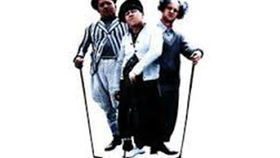 Image of a Cutout: The Three Stooges, Golf