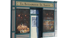 Image of a Set: International, Parisian Store Front B