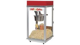 Image of a Novelty Food: Bronco Pop Corn Machine