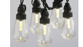 Image of a LED Edison Style String Lights