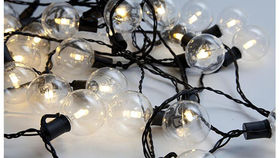 Image of a LED Globe Style String Lights