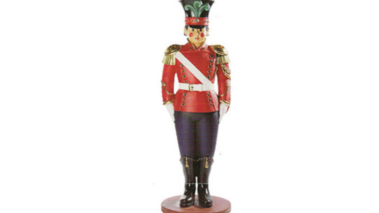 Picture of a Prop: Christmas, Nutcracker Soldier