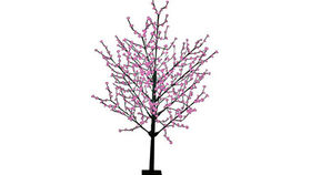 Image of a Foliage: Tree, LED Blossom Pink