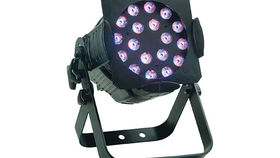 Image of a Lighting: LED: Elation OptiTri Par