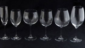 Image of a Glassware: Chateau Burgundy Red Wine Glass