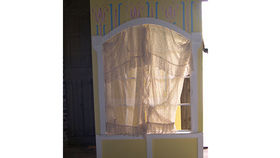 Image of a Set: Child's Bedroom Wall with Window