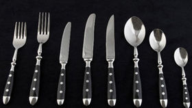 Image of a Flatware: Copenhagen Stainless Dinner Knives