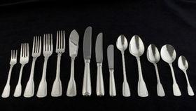 Image of a Flatware: Hampshire Silver Dessert/Salad Forks