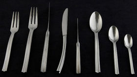 Image of a Flatware: Milano Dessert/Salad Forks