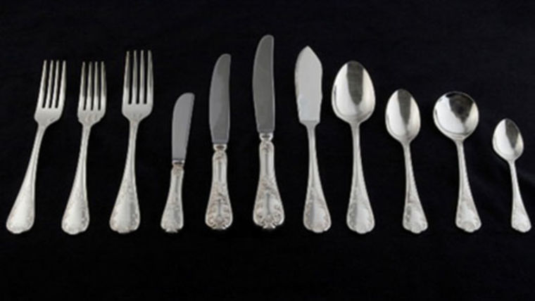 Picture of a Flatware: Monte Carlo Dinner Knives