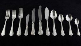Image of a Flatware: Monte Carlo Dessert/Soup Spoons