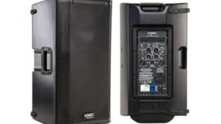 Picture of a MP3 PA Sound System