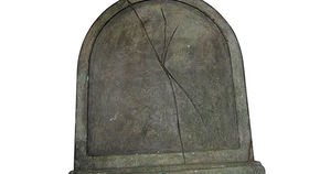 Image of a Prop: Halloween, Tombstone