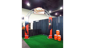 Image of a Entrance: Sports, Baseball - Orioles