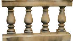 Image of a Balustrade: Sandstone
