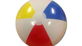 Image of a Large Beach Ball