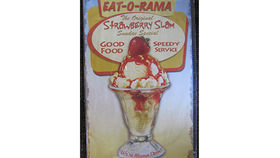 Image of a Diner Sign, Eat-O-Rama