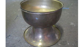Image of a Prop: Western, Spittoon, short