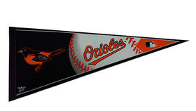 Image of a Sports Pennant, Orioles