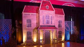 Image of a Bates House Set