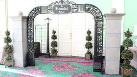 Image of a Entrance: Bates House Gate