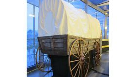 Image of a Prop: Covered Wagon