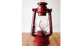 Image of a Lanterns: Red Kerosene