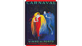 Image of a French Lithograph, Carnaval