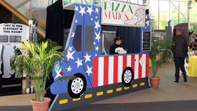 Image of a Set: Gourmet Food Trucks - Patriotic