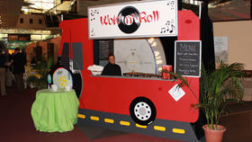Image of a Set: Gourmet Food Trucks - Rock N Roll