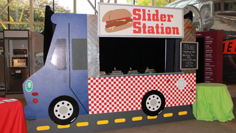 Picture of a Set: Gourmet Food Trucks - Diner