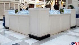 Image of a Bars: Bead Board, V w/ 3 Pedestals