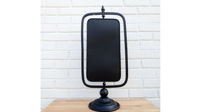 Image of a Table Top Swivel Chalk Board