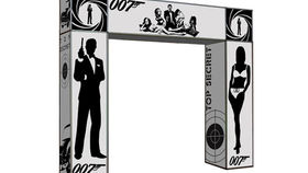 Image of a Entranceway: International Spy