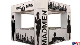 Image of a Mad Men Marquee Bar