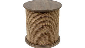 Image of a Rope Accent Table