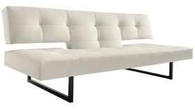 Image of a Spacer Sofa, White