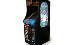 Image of a Arcade Games, Mrs Pac Man - Galaga Combo Game