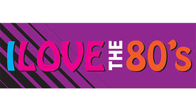 Image of a Sign: I Love the 80's