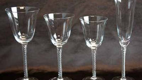 Image of a Glassware: Belvedere Collection