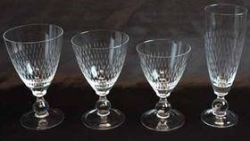 Image of a Glassware: Van Cleef Collection