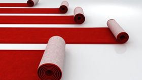Image of a Carpet: Red ProGrade