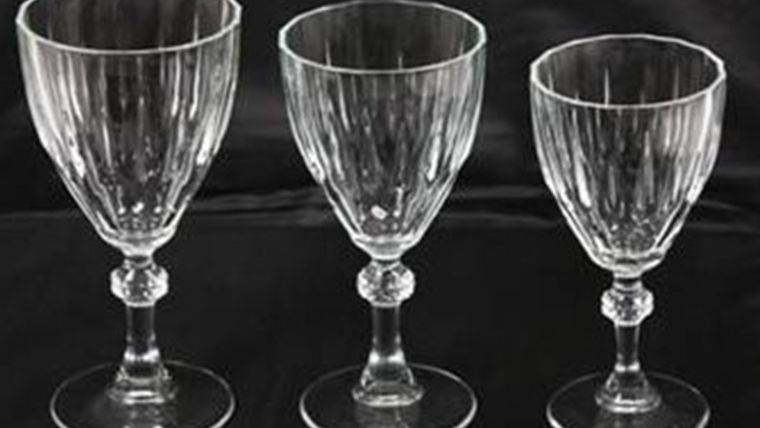 Picture of a Glassware: Diamond Cut Collection