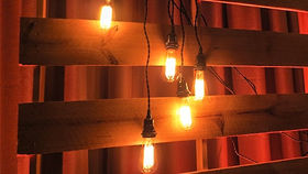 Image of a Lighting: Edison Lamps w/ Cord