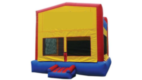 Image of a Modular Bounce House