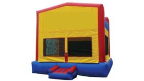 Image of a Modular Bounce House